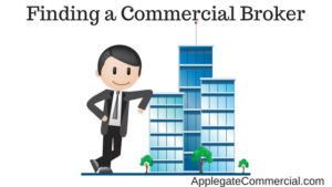 Finding a Commercial Broker